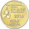 Médaille d'OR SF Spirit Competition