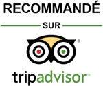 Larusée recommended on TripAdvisor