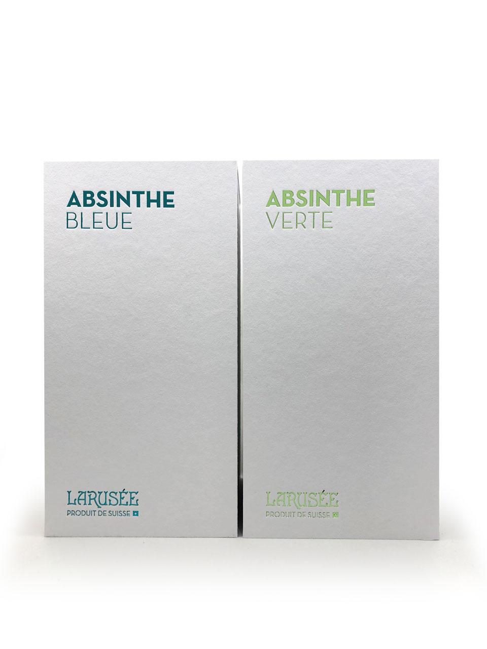 Packagings Larusée 2020